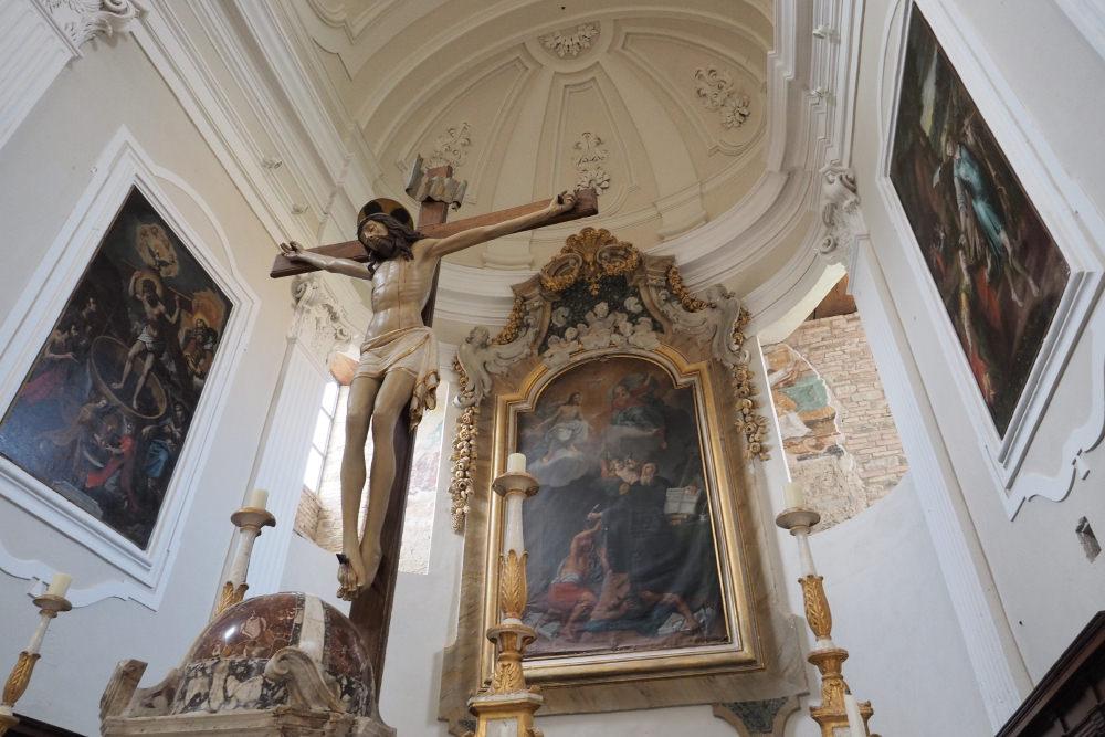 Chiesa di Sant' Agostino - interno