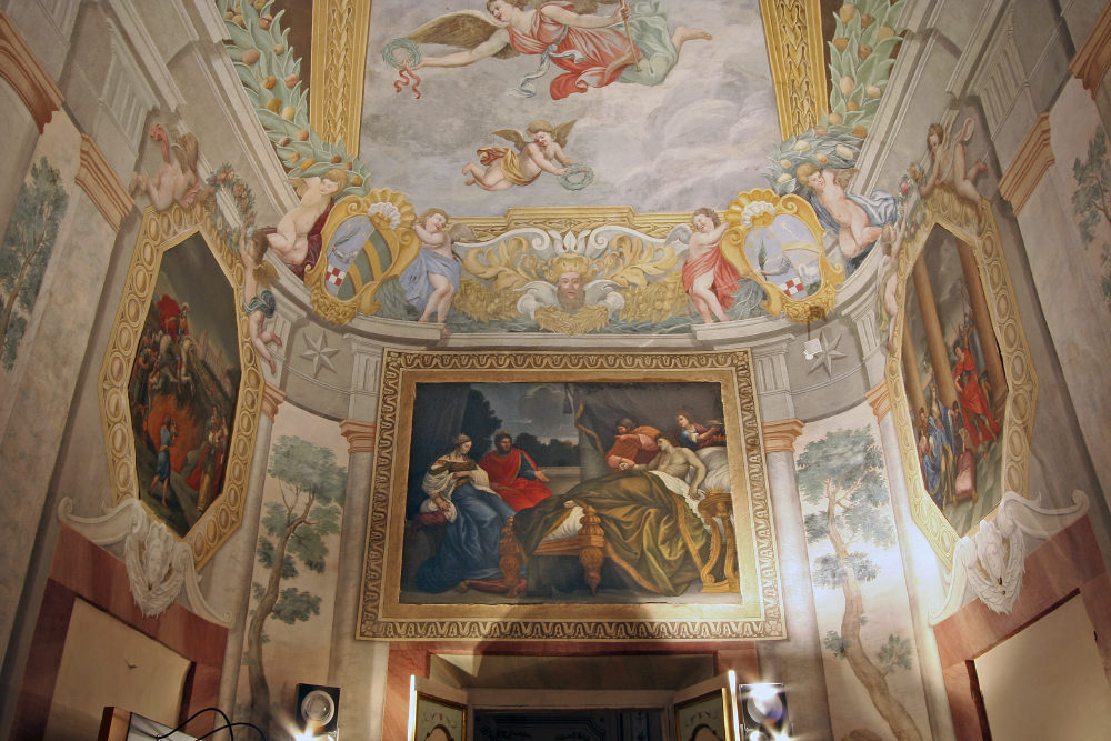 Palazzo Finaguerra – Museo Civico Archeologico